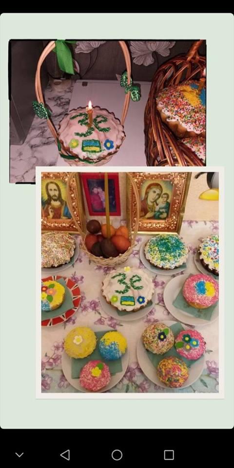 """""""Христос воскрес"""". - """"Воскресне Україна"""", - Супрун нагадала про великоднє привітання воїнів УПА - Цензор.НЕТ 679"""