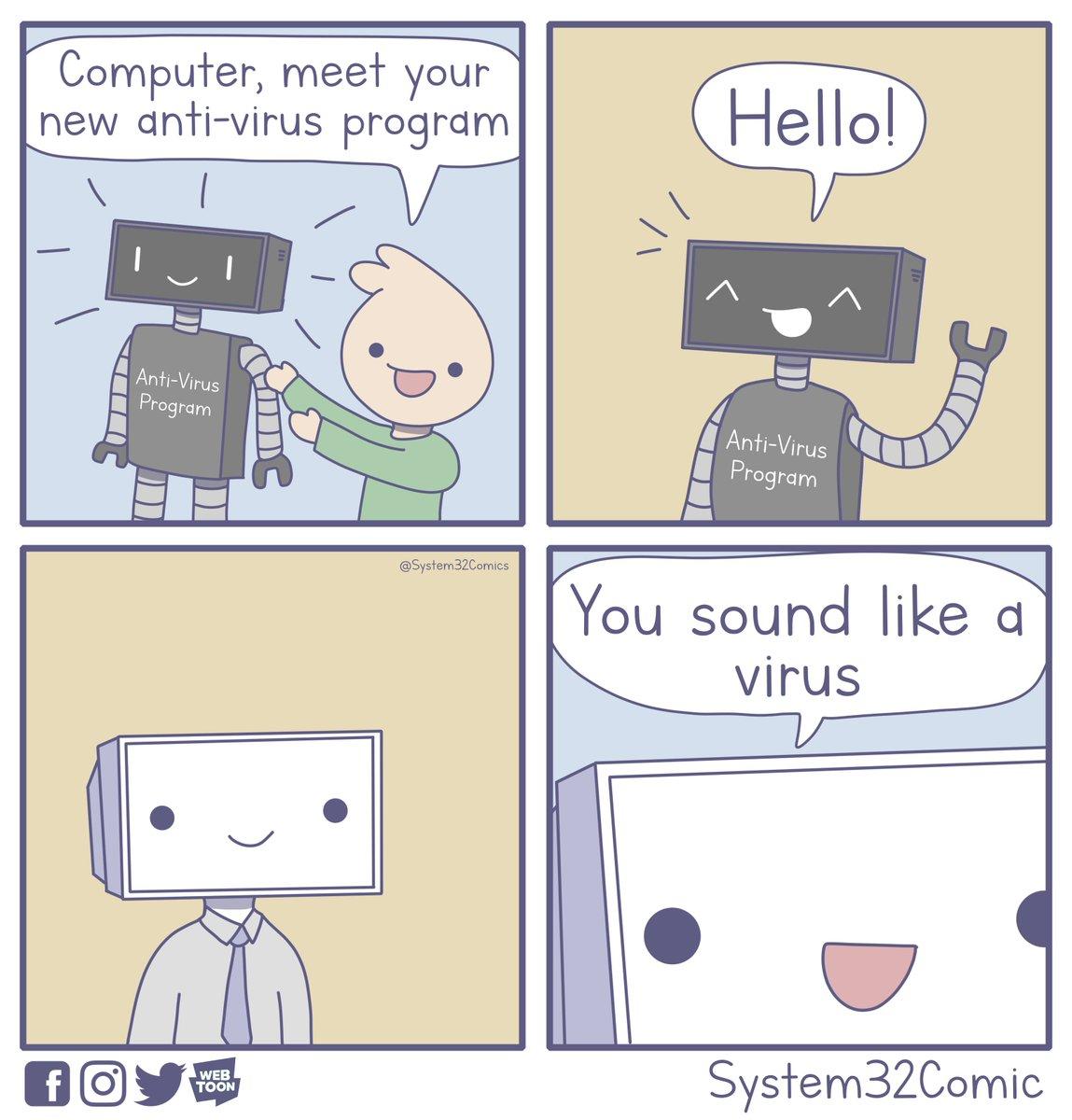System32 Comics (@System32Comics)   Twitter
