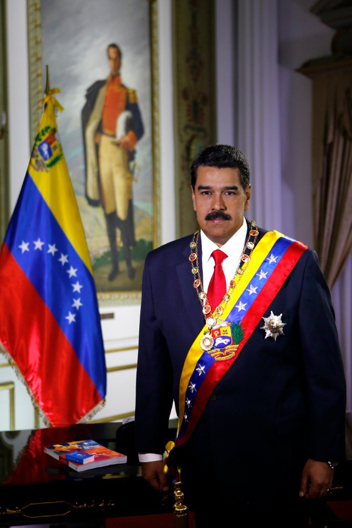 Brasil - Tirania de Nicolas Maduro - Página 2 D5Q_gHPW0AEBSeZ