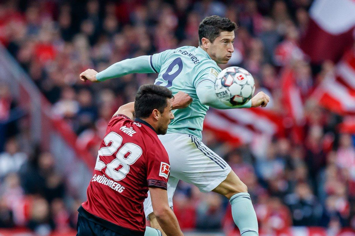 Xem lại Nurnberg vs Bayern Munich