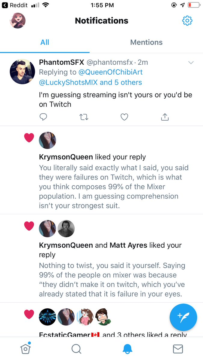 Queen Of Gaming on Twitter: