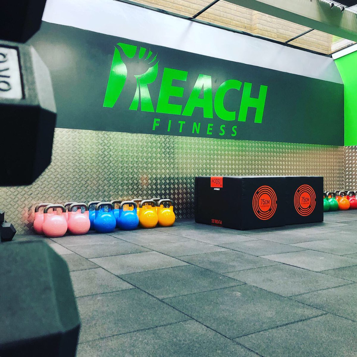 Media tweets by reach fitness london @reachfitnessgym twitter