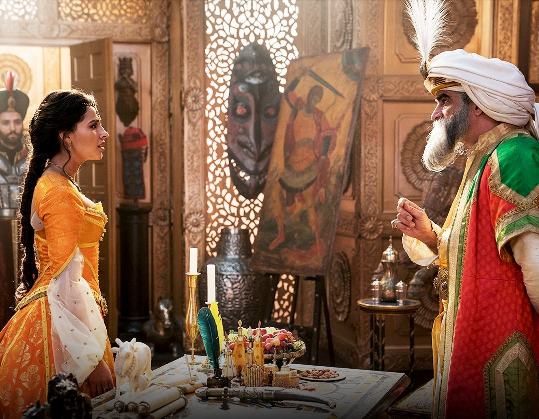 Image result for aladdin 2019 sultan