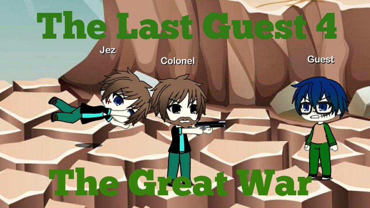 Roblox Videos Last Guest The War