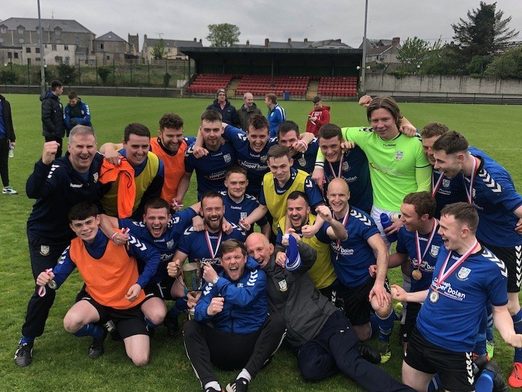 Nigel McMonagle the hero as Greencastle win first Ulster Junior Cuptitle donegaldaily.com/2019/04/28/nig…