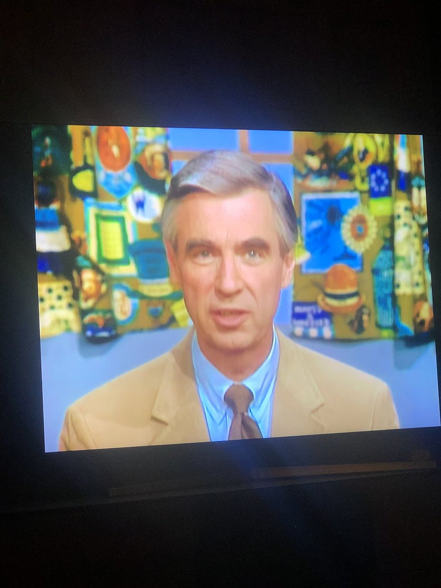 Dom Joly On Twitter There S An Incredible Scene In Won T You Be My Neighbor The Wonderful Doc About Mr Rogers In It He Takes On Congress To Effectively Save The Future Of