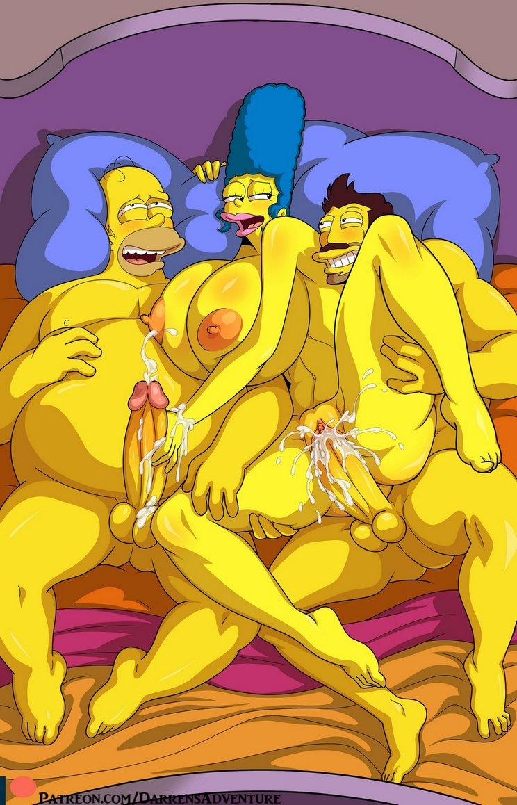 Simpsons porn comics free online