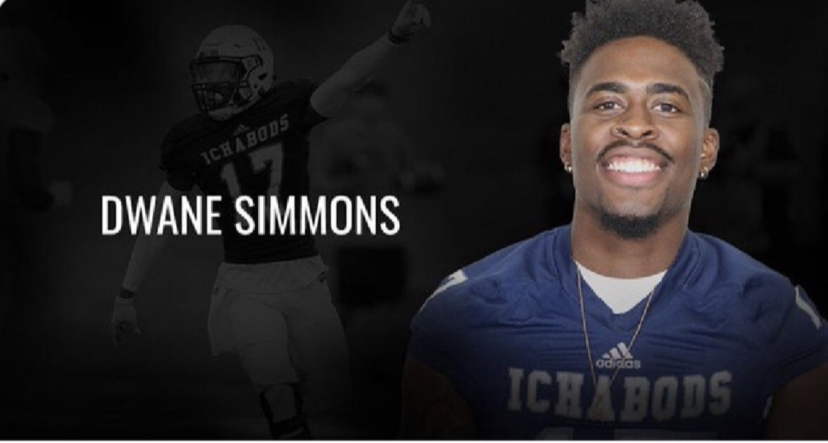 bd0d591b6 ... cornerback and a leader on   off the field. Our thoughts and prayers go  out to Dwane s family   Washburn University.  21pic.twitter.com NmF7bReDcL