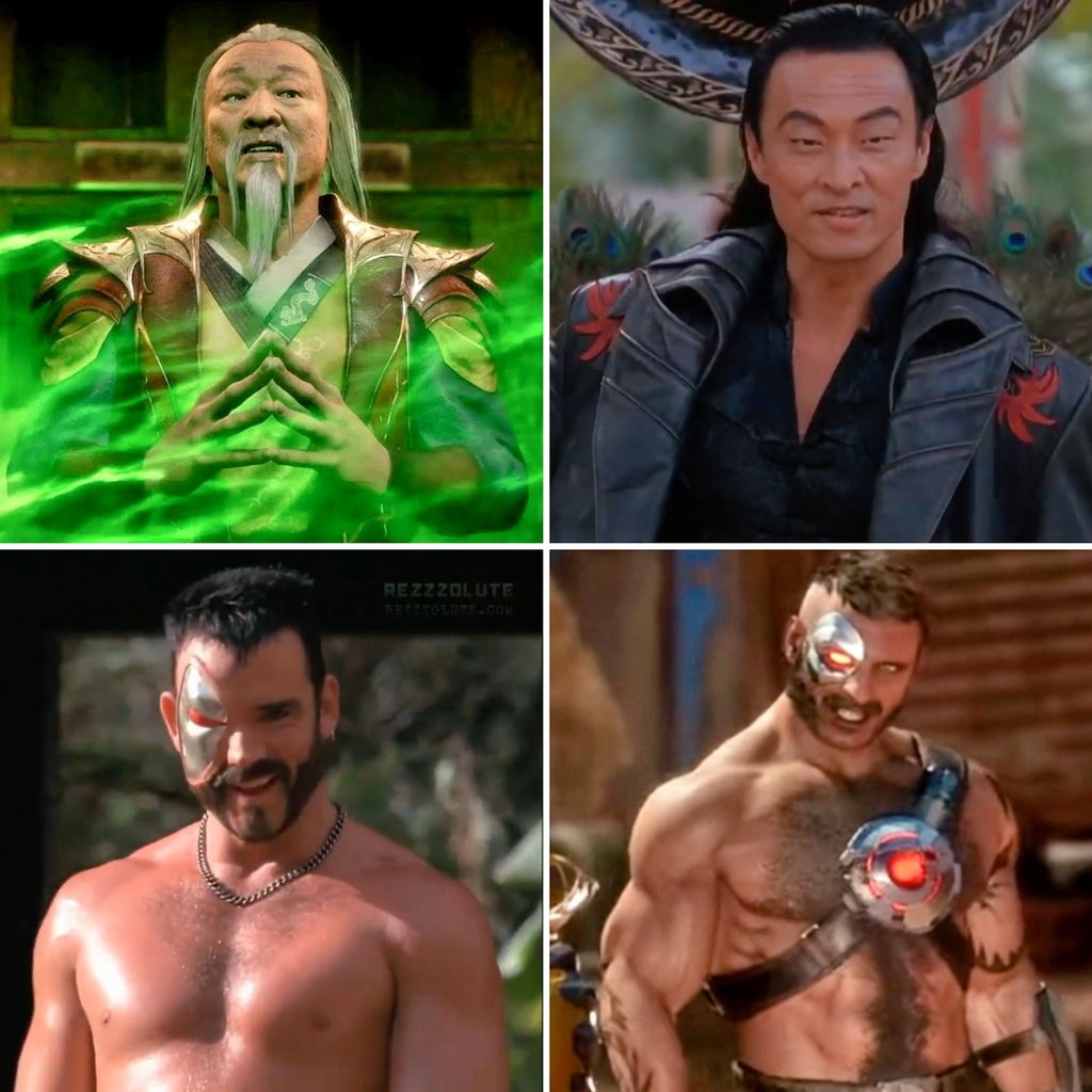 Edu Queve On Twitter Scorpion S Mk Movie Living Spear Courtesy