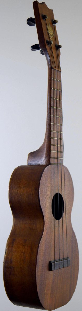 hawaiian mahogany co soprano ukulele not echo