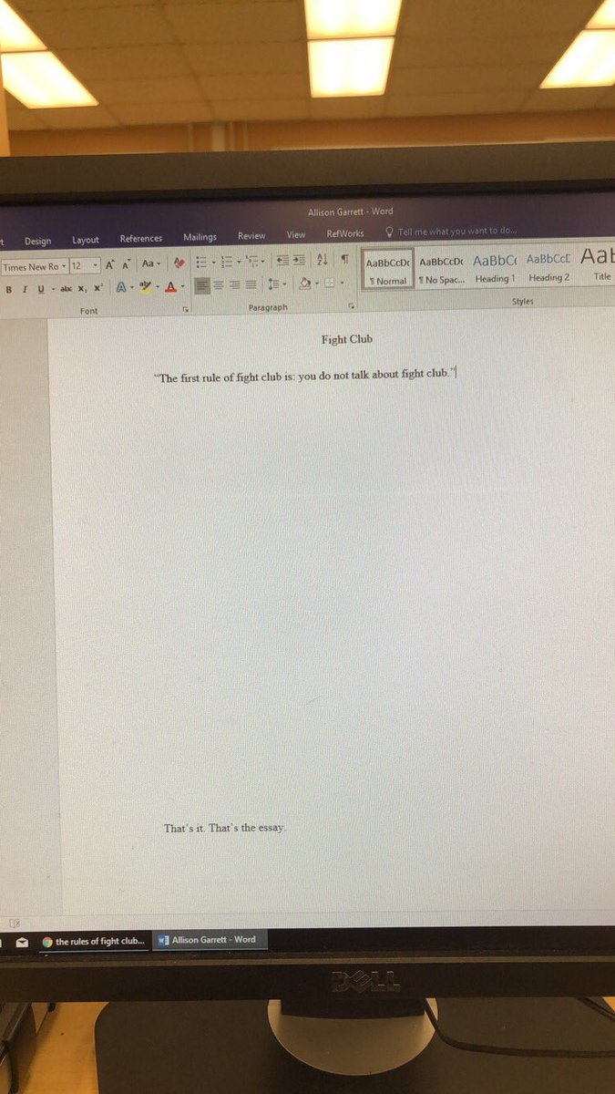 the assignment description for essay 5 was to write a review on a movie that we had seen. the opportunity arose, and i took my chances..