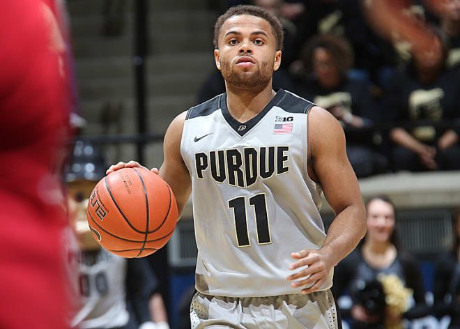 Former #Purdue point guard and captain P.J. Thompson is returning to the program to be a graduate assistant coach on Matt Painter's staff, he told http://GoldandBlack.com.