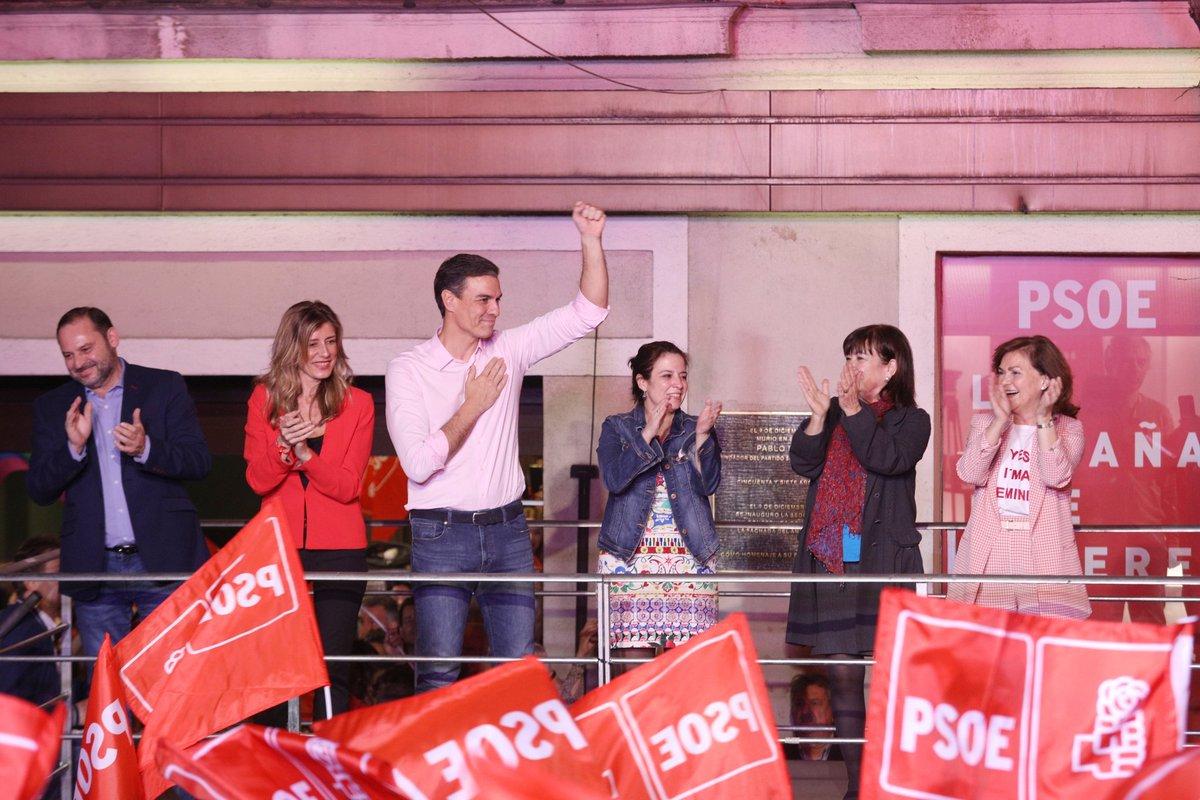 @PSOE | Twitter oficial del Partido Socialista Obrero Español D5RjLoUX4AA7vCz