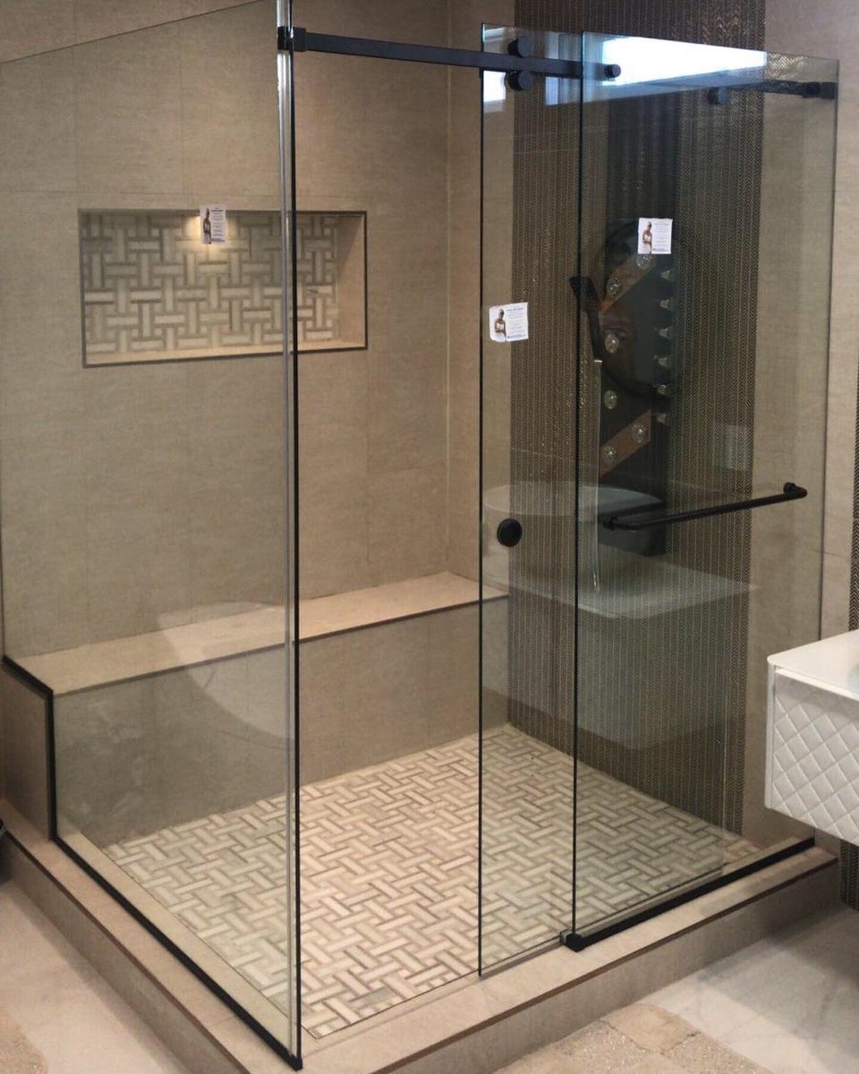 D D Glass And Mirrors Llc On Twitter Frameless Glass 90