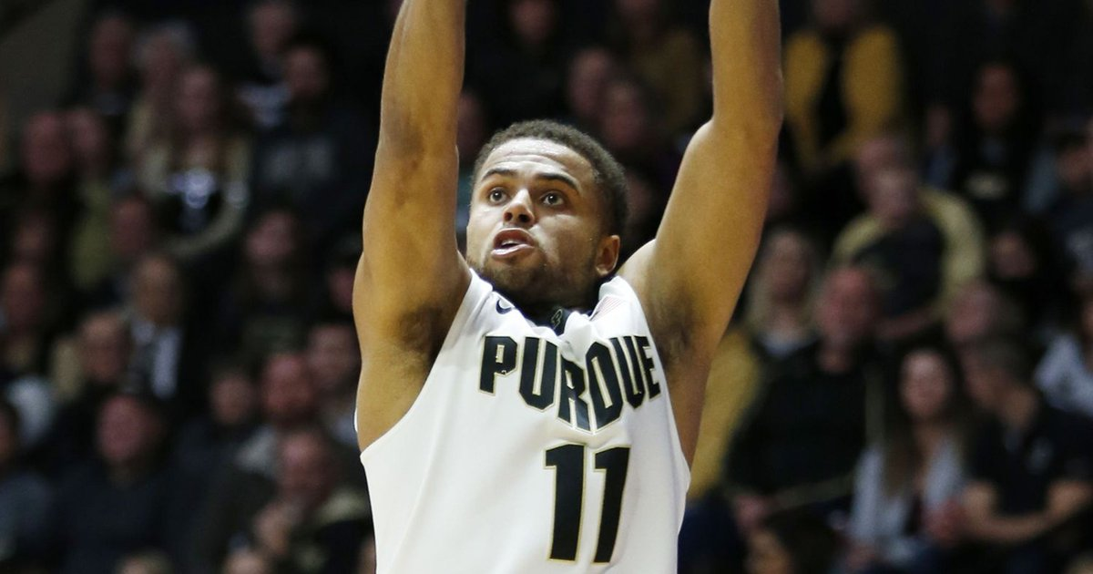 P.J. Thompson's first pro basketball season in Denmark set him up for a lucrative second season. Instead, he is returning to #Purdue as a graduate assistant. https://buff.ly/2V2ck8k