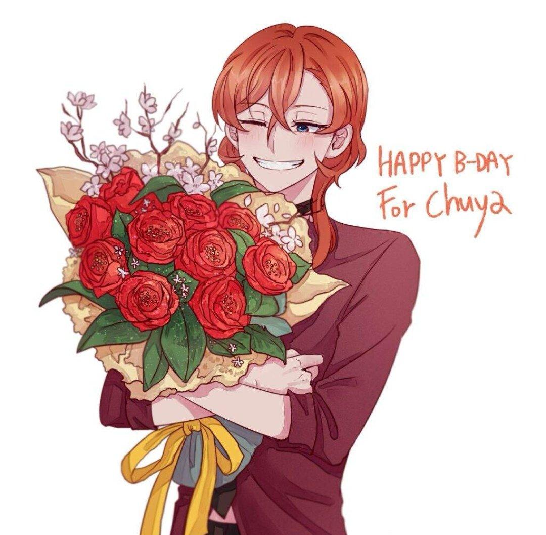 Открытки аниме поздравления с днем рождения, сердечки поцелуйчики картинки