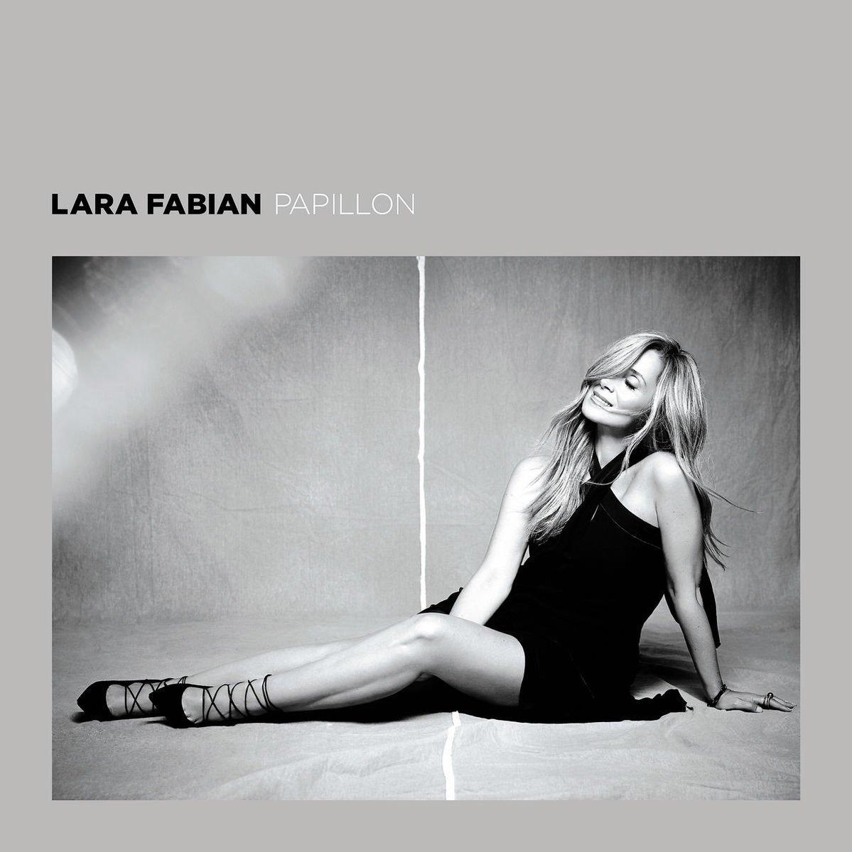 L'auteure-compositrice-interprète @LFabianOfficial vous offre «Par amour», tirée de son tout nouvel album «Papillon»! #LaVoixTVA  ▶️ http://hyperurl.co/LaraFabianPapillon…