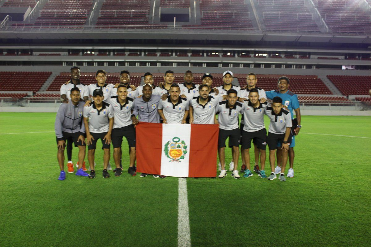 Binacional, único líder del torneo peruano