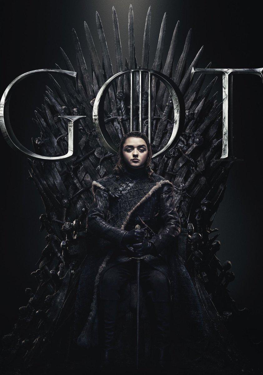 A girl is Arya Stark of Winterfell 🐐 #GameofThrones