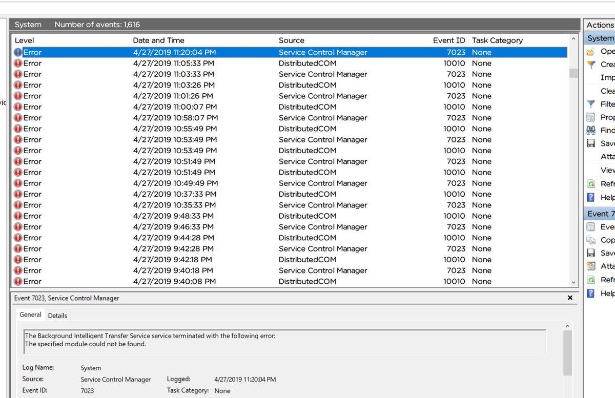 Windows 10 Apps Dcom Error 10010