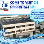 Image for the Tweet beginning: @cie_italy waits for you! #cie #zld
