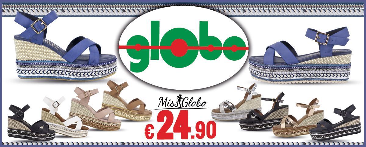 volantino globo scarpe catalogo 2018