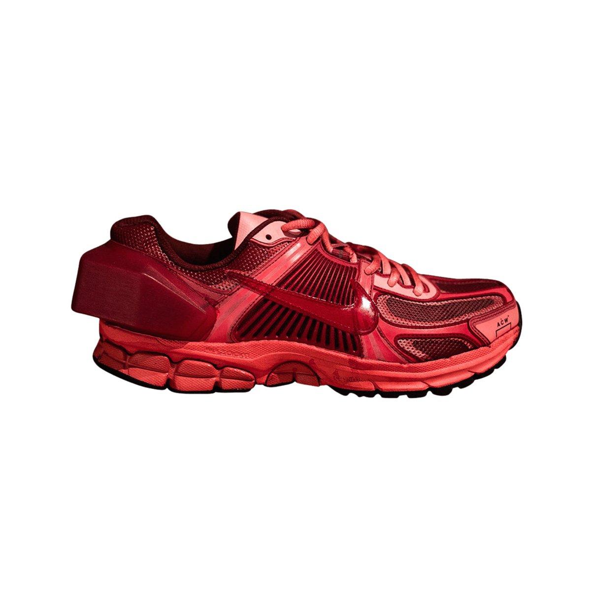de706e41c3dc3 Nike X A-Cold-Wall Zoom Vomero 5 COLOR   Red PRICE   10900