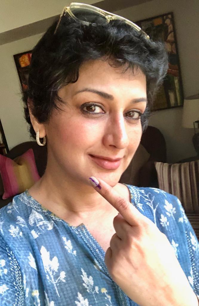 Go Vote... it's the most important thing to do today. #NoExcuses #LokSabhaElection2019 #IndiaVotes #VoteKarMumbai