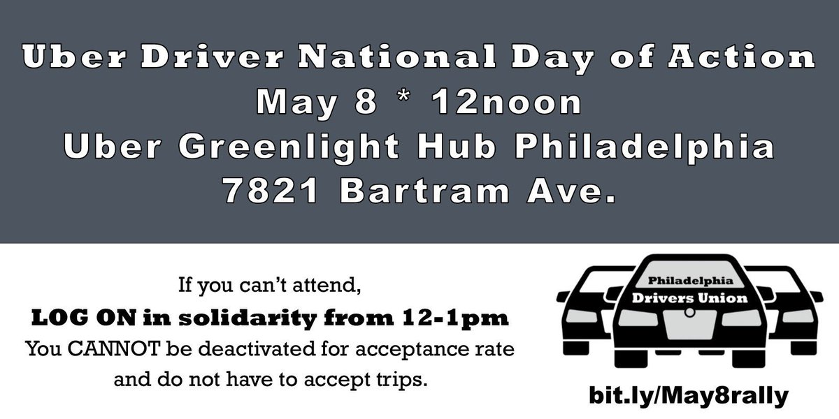 Philadelphia's Drivers Union on Twitter: