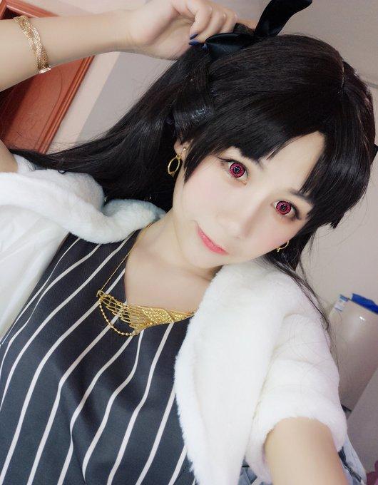 コスプレイヤーMisa喵老师のTwitter画像60