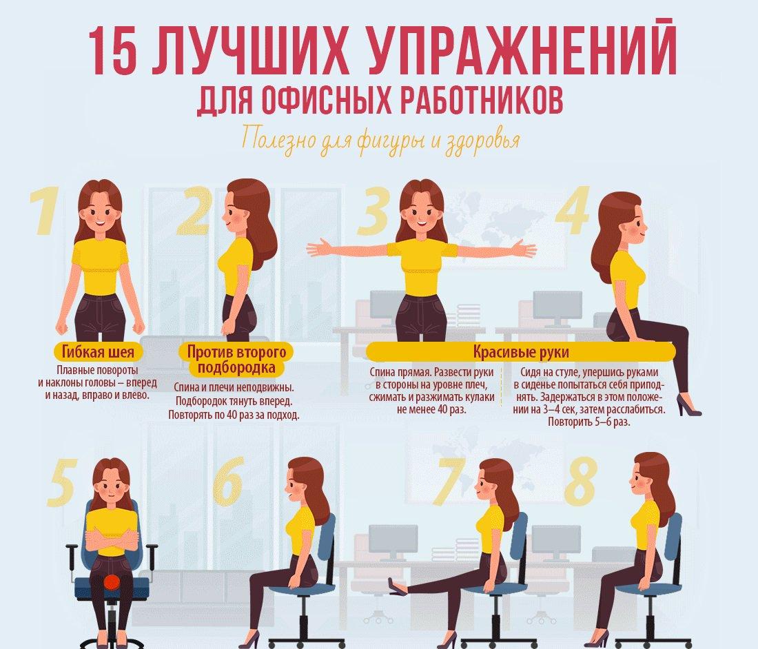 Комплекс Гимнастики При Похудении. Комплекс упражнений для похудения — самые эффективные упражнения в домашних условиях и в тренажерном зале (125 фото и видео)