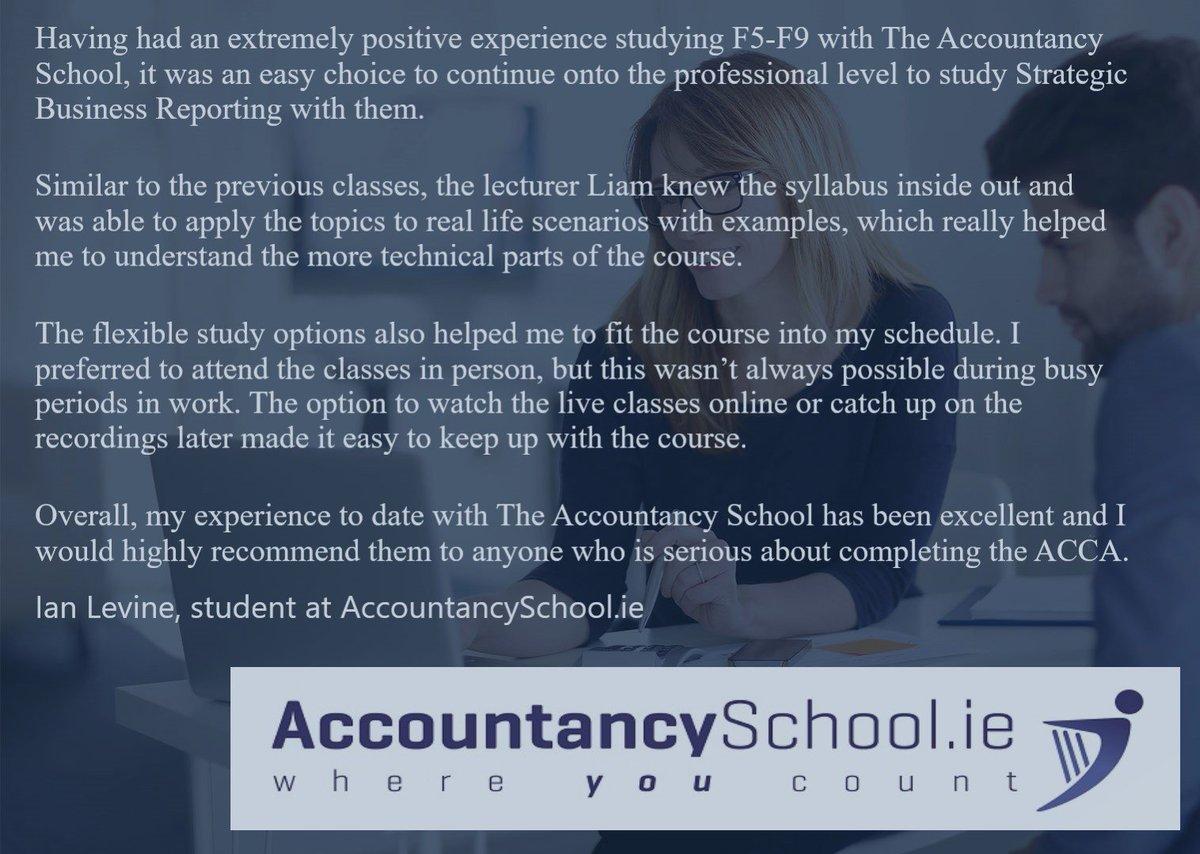 AccountancySchool ie (@Accountschool) | Twitter