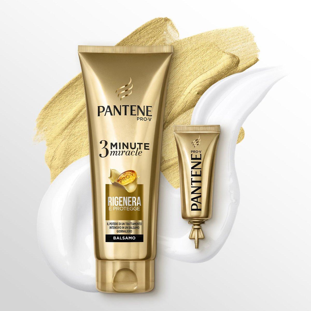 I tuoi capelli hanno bisogno di nutrimento? Aggiungi i balsami oro #Pantene alla tua Beauty Routine per poter esclamare #OhMyGold!  #3MinuteMiracle, perfetto ogni giorno per i capelli crespi #1MinuteMiracle la Maschera più intensiva per #SoSHair  #29aprile https://t.co/JUWjmoi6yM