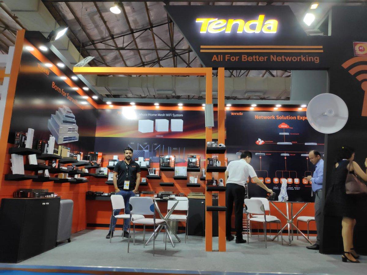 Tenda India on Twitter: