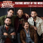 Image for the Tweet beginning: This week's #FeatureArtistoftheWeek @coldcreekcounty! Steve