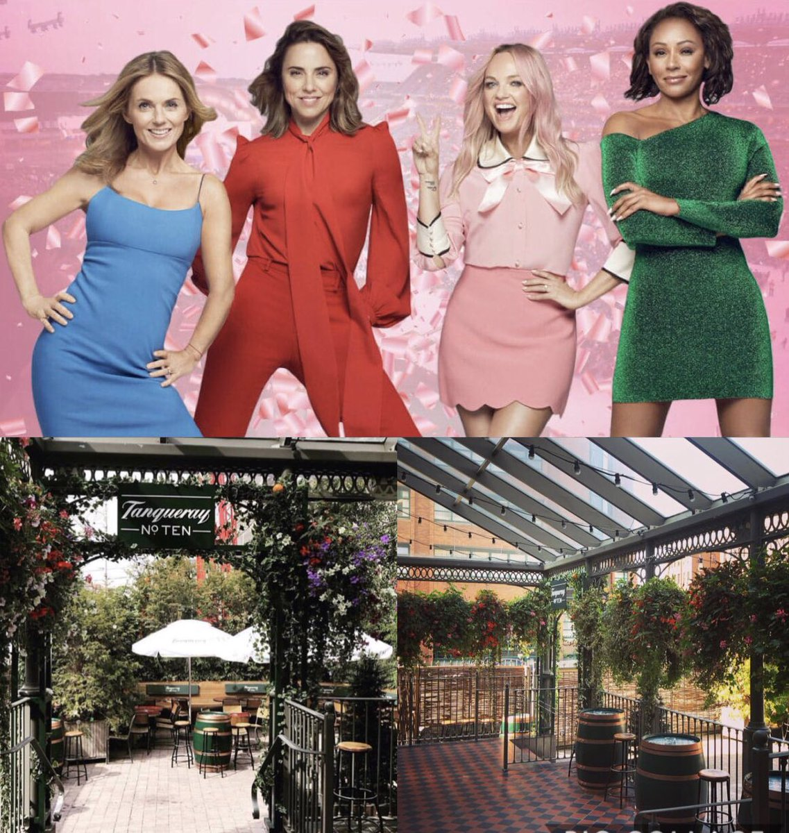 We officially launch our BBQ this Thursday 🙌🏻 We will also be hosting our customer evening with complimentary food / drinks. If you would like to attend simply email hello@odeon.ie  PS; we will also be giving away 2 tickets to the Spice Girls in Croke Park on the evening 😍 https://t.co/472b0Nf47P