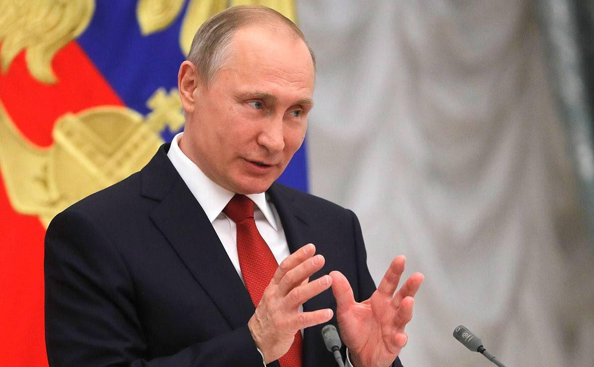 Путин продолжает жечь напалмом