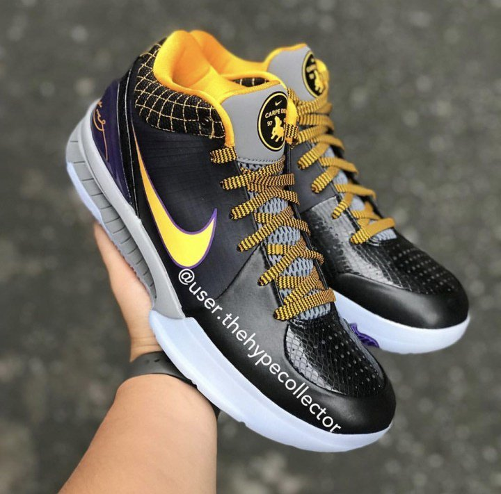 c3018eb79f #WearTesters A First Look at the Nike Kobe 4 Protro 'Carpe Diem'  http://bit.ly/2vAKtgx pic.twitter.com/nXEFwVeqOR
