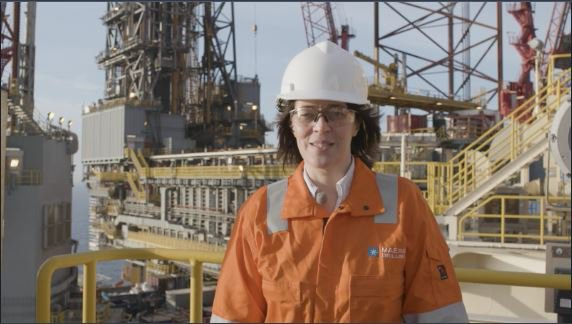 """#GlobalSafetyDay reminds everyone that #safety takes highest priority in the way we work. We focus on a daily basis to ensure safety is executed in all of our operations. This year has the special focus on #SafetyasCapacity,"""" says COO Angela Durkin. #OurPeople #SmarterDrilling"""