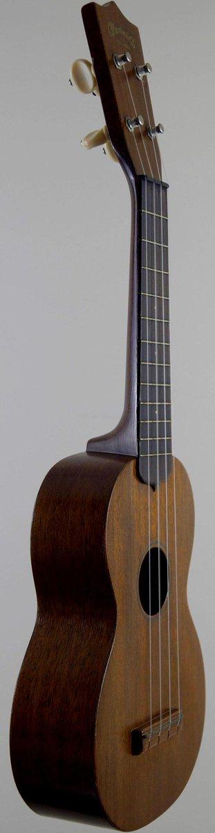 Martin mahogany plain Soprano Ukulele