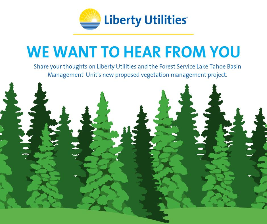 Include Forest Thinning Along 55 Miles Of Lines To Learn More And Provide Feedback Click Here Http Go Usa Gov Xmgxt Pic Twitter Djwylcxgtw