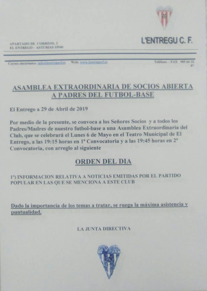 Lentregu Cf Noticias