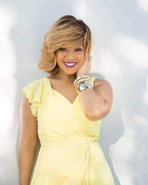 Happy birthday     to you, Mrs. Erica Campbell and may God bless you many more years to come!