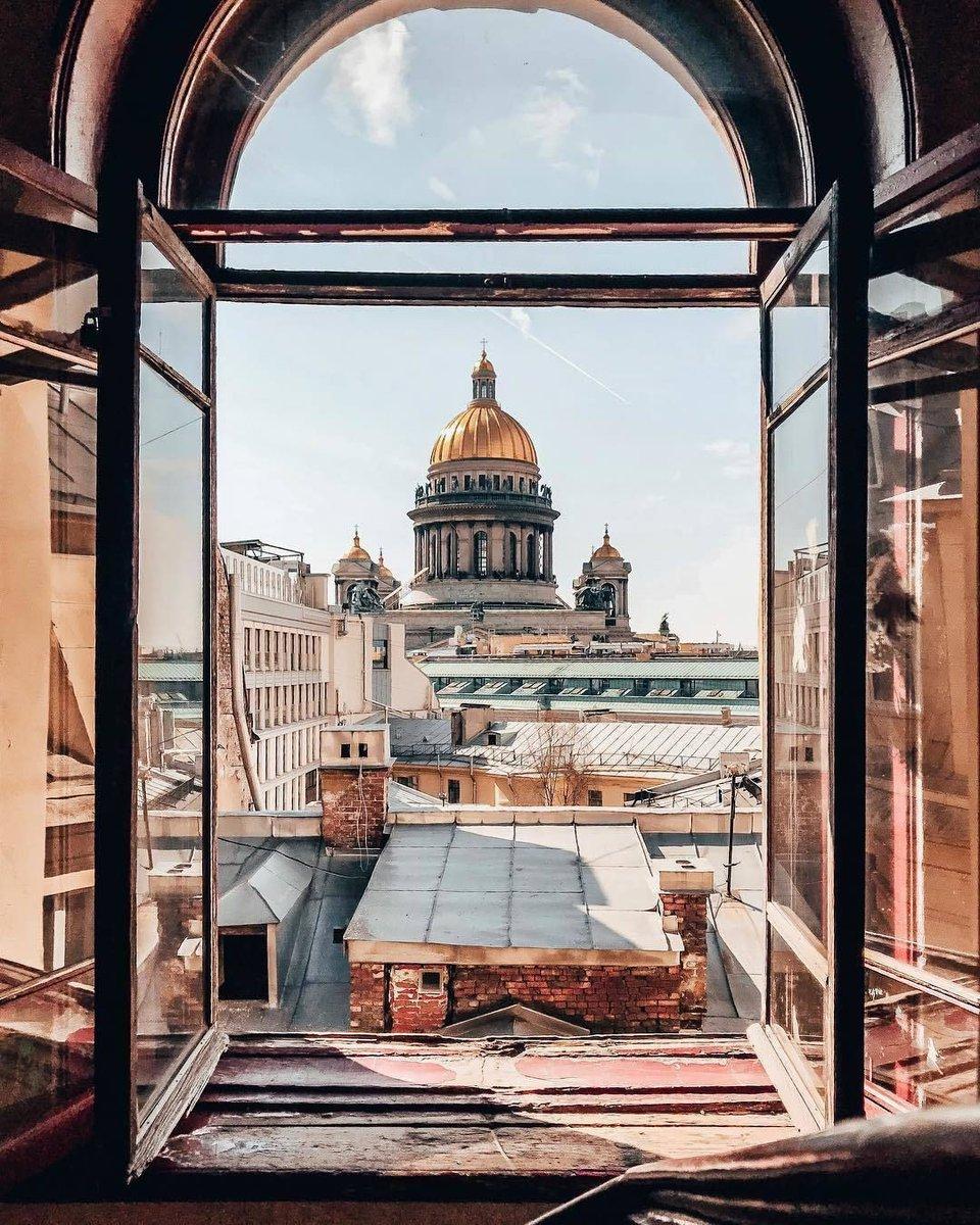 прилежащие картинки вид петербурга из окна этого