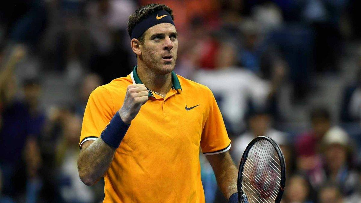 #Tenis | Del Potro avanzó al octavo puesto del ránking ATP sin jugar