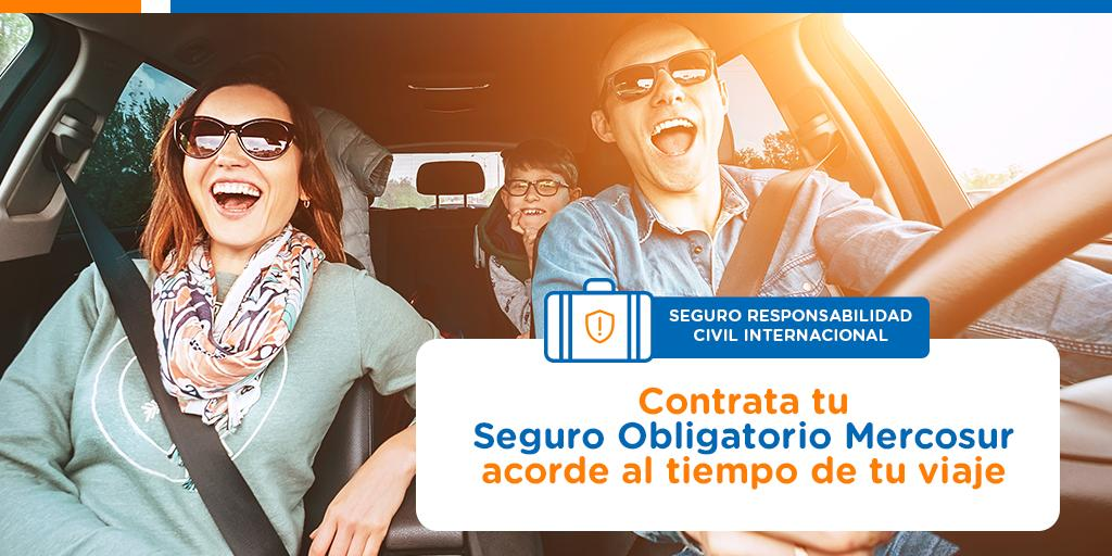 ¿Cinco días en Argentina o dos semanas en Uruguay? 🤔 Decidas lo que decidas, recuerda contratar tu Seguro Obligatorio Mercosur acorde al tiempo de tu viaje. Cotízalo aquí 👉 https://t.co/ytPK1qLXie https://t.co/IIVzcJllPE