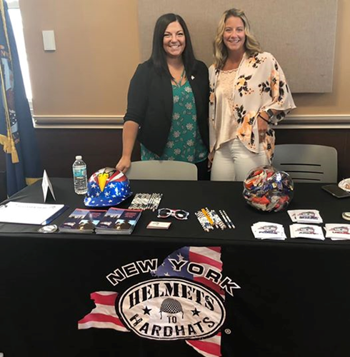 NYS BCTC and @NYH2H is at the Albany NY VA.  Veterans Job Fair!  with SMART Local 83, @IUBAC Local 2 and @LiUNAEasternReg Local 190 @H2Hjobfairs <br>http://pic.twitter.com/098tyNU9o5