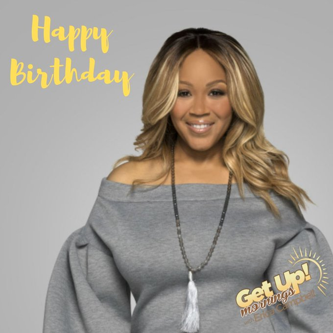 HAPPY BIRTHDAY ERICA CAMPBELL ( )