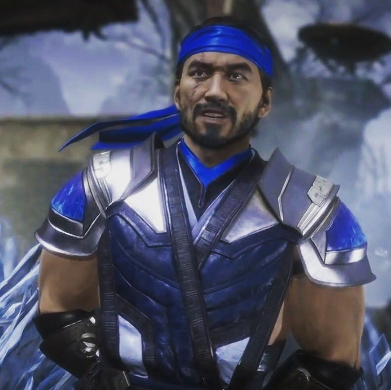 Andrew On Twitter No Offense But Sub Zero In Mortal Kombat 11 Is