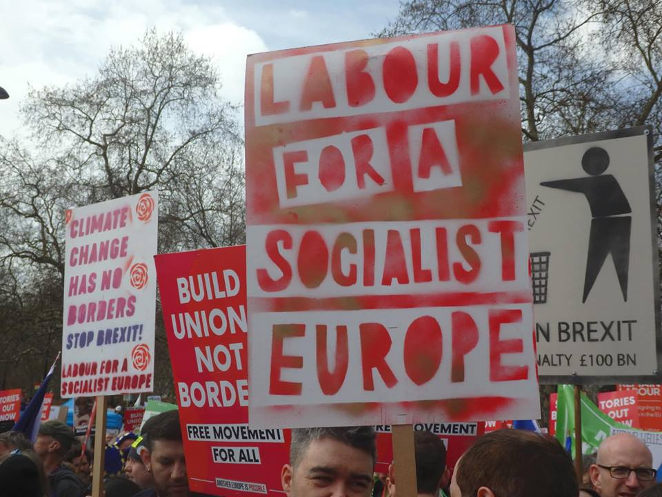 Image result for labour for a socialist europe